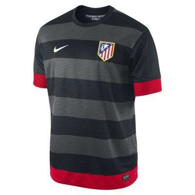 12-13 Atletico Madrid Away Jersey