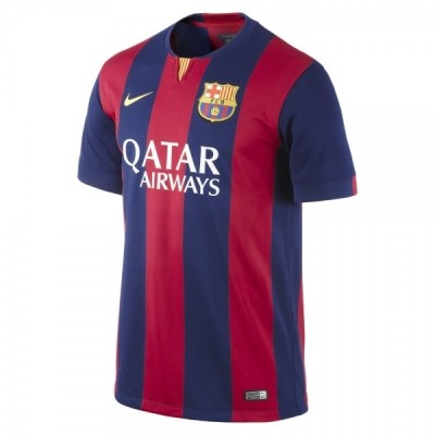14-15 Barcelona Home Jersey