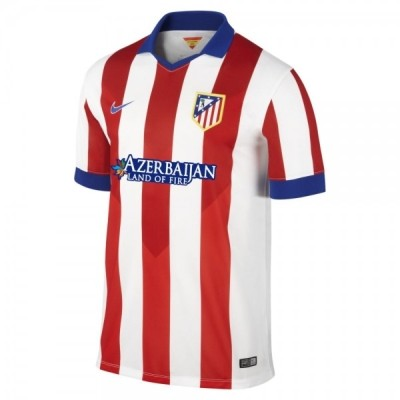 14-15 Atletico Madrid Home Jersey