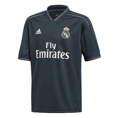 18-19 Real Madrid Away Jersey