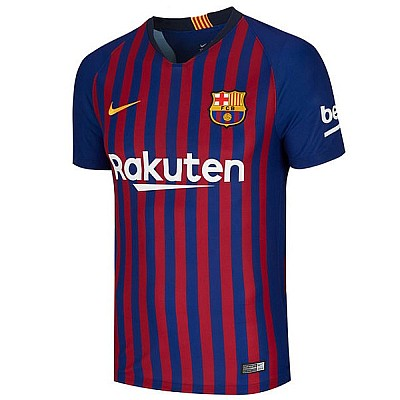 18-19 Barcelona Home Jersey